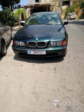BMW in Beirut City - Bm model 97 (523)
