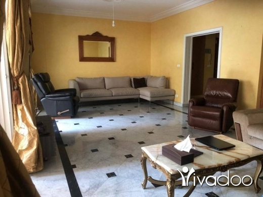 Apartments in Beirut City - Furnished apartment for rent in ain mreisseh close to main road