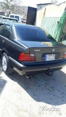 BMW in Beddawi - بوي ٣١٦ مودال ٩٤ انقاض ٢٠١٩ ...٤ سلندر توواصل عرقم