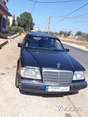 Mercedes-Benz in Dahr el-Ain - سيارة ٣٠٠ مفولة موديل ٩٢ انقاض