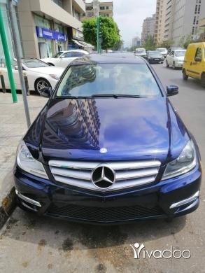 Mercedes-Benz in Beirut City - C250 MODEL 2013