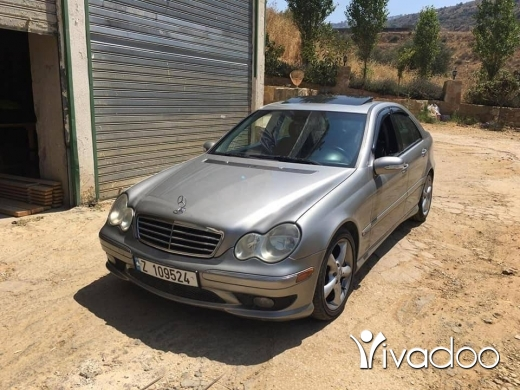 Mercedes-Benz in Hasbaya - mercedes