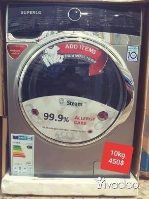 Washing Machines in Beirut City - مبيع جميع انواع الادوات الكهربائي