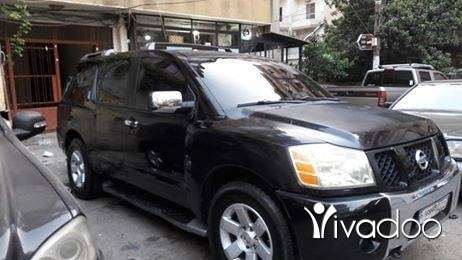 Nissan in Tripoli - ARMADA V8 model 2005