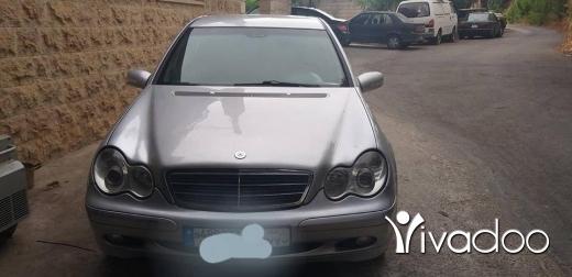 Mercedes-Benz in Zgharta - For sale 2003 c 180 boyet cherkii 2ilmaniyeh