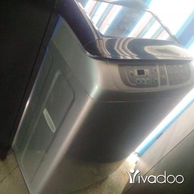 Washing Machines in Beirut City - غسالة سامسنغ ١٣ كيلو wobbel ممتازة بحالة شبة مستعملة
