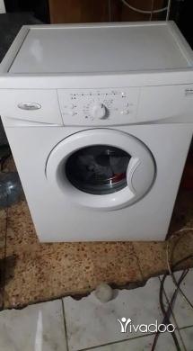 Washing Machines in Beirut City - للبيع غسالة ويرلبول مكفووولة ايطالية