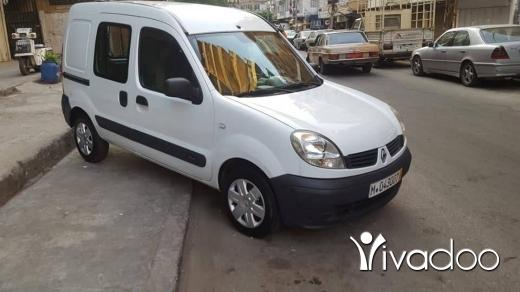 Renault in Zahrieh - للبيع رينو كانكو ٢٠٠٧ مكيفة/