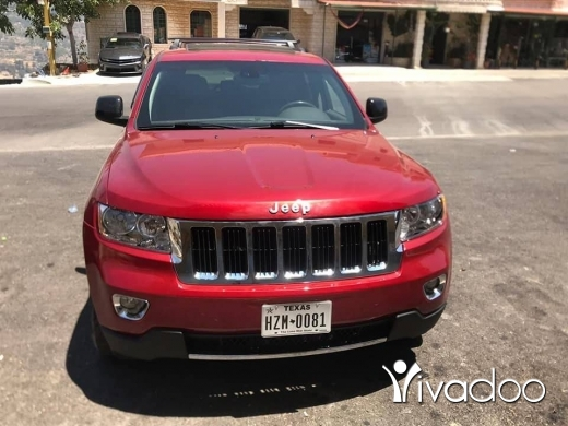 Jeep in Beirut City - Grand Cherokee 2011 in excellent condition