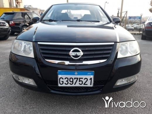 Nissan in Dahr el-Ain - Nissan sunny like new for sale