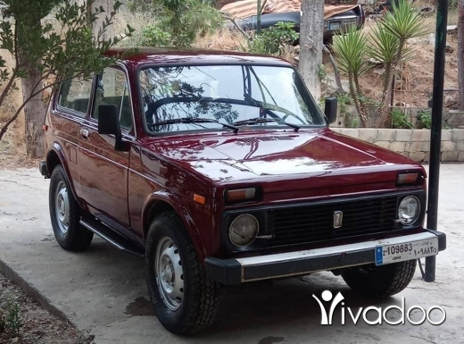Other in Port of Beirut - Lada niva