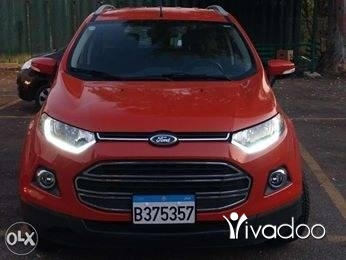Ford in Beirut City - Ford eco sport 2015