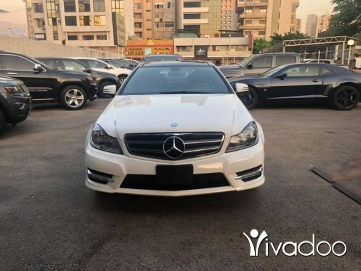 Mercedes-Benz in Beirut City - mercedes c250 coupe 2014 like neww