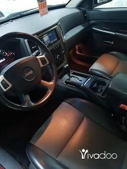 Jeep in Beirut City - Grand cherokee v6 4x4 Limited model 2010 (clean car fax ) فتحه جلد شاشي كاميرا اجتبي كتير كتير نظيف