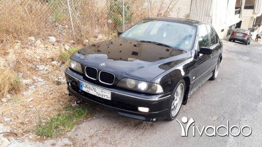BMW in Beirut City - For sale Bmw.. 96 ...528 ..
