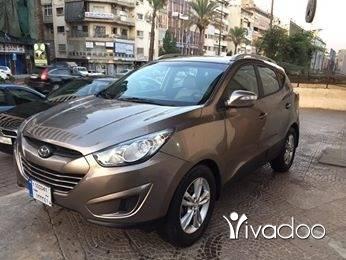 Hyundai in Beirut City - Hyundai tucson model 2011 limited 4wd odo 85000 ra2em momayaz faresh jiled location beyrrouth