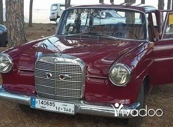Mercedes-Benz in Hasbaya - Mercedes benz 1963(190).امكانية الفحص بالكامل.70455414