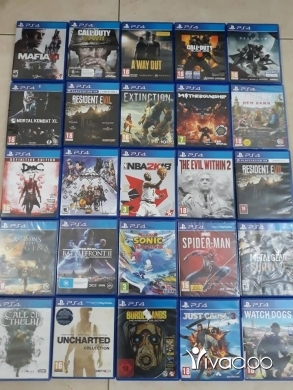 Games in Port of Beirut - Cd ps4