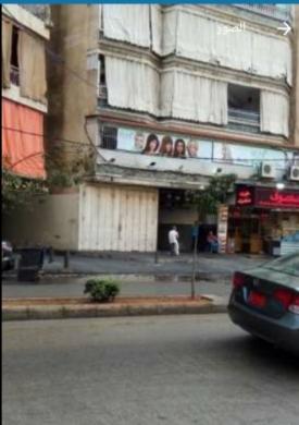 Office Space in Malaab - للبيع محل بطريق الجديده