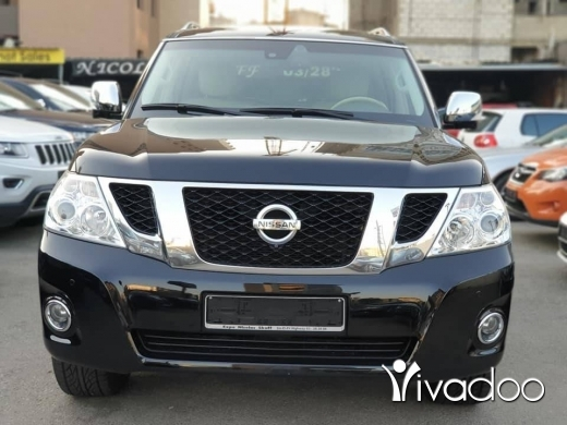 Nissan in Beirut City - 2011 Patrol V8 in Excellent condition