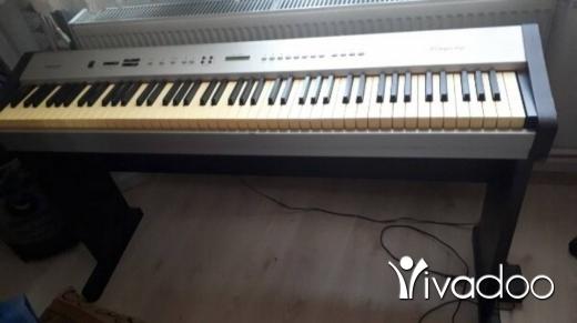 Pianos in Hamra - Digital Piano ringway pdp220 88 weight keys+chair+stand للبيع بداعي سفر ديجيتال بيانو مع ستاند وكرسي
