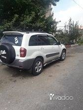 Toyota in Tripoli - تويوتا رفور مودال ٢٠٠٤ خارق
