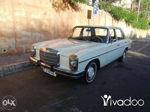 Mercedes-Benz in Baabda - mercedes 200 collection car