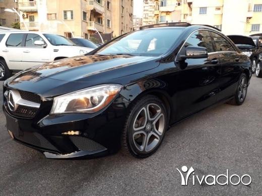 Mercedes-Benz in Beirut City - MERCDES CLA 2014