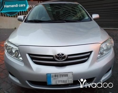 Toyota in Beirut City - TOYOTA COROLLA