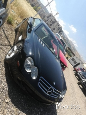 Mercedes-Benz in Zahleh - مرسيدس sl500 موديل 2004 كشف حديد