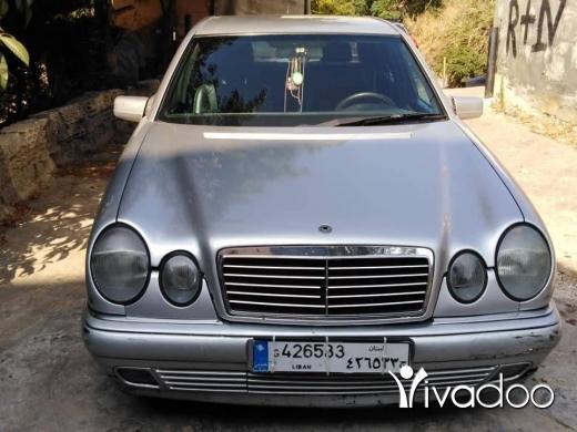 Mercedes-Benz in Al Beddaoui - ٢٨٠ مودال ٩٧ فول ابشن فرش جلد اسود مكيف تلج