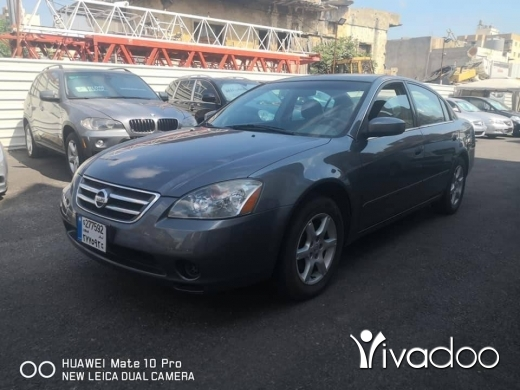 Nissan in Beirut City - Nissan altima model: 2005 (one owner)
