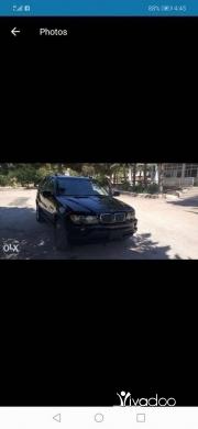 BMW in Tripoli - Bilal · X5 2001 3.0