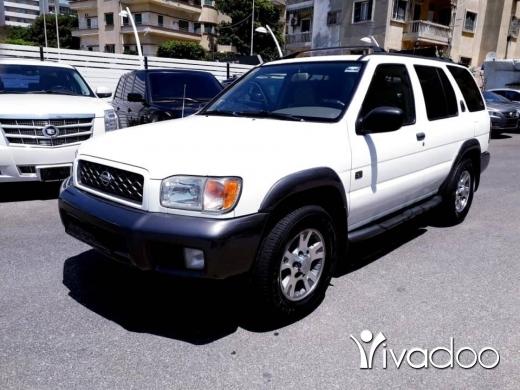 Nissan in Beirut City - NISSAN PHATHFANDER 2000