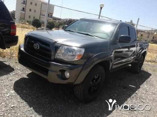 Toyota in Zahleh - تاكوما تي ار دي موديل 2010 مفول 4×4
