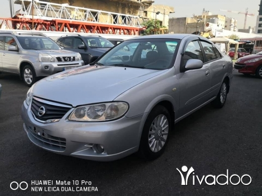 Nissan in Beirut City - Nissan sunny ex model: 2010