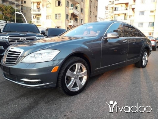 Mercedes-Benz in Beirut City - MERCDES S 550 2011
