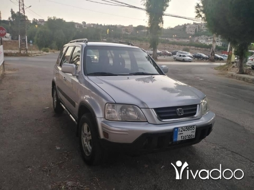 Honda in Nabatyeh - 2001.honda