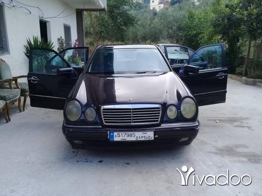 Mercedes-Benz in Tal Bireh - سيارة مرسيدس