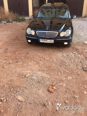 Mercedes-Benz in Beirut City - c320 modell 2002 foll ankad kelchi chegal ac teleje