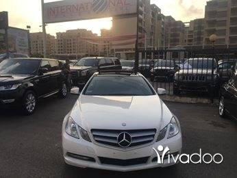 Mercedes-Benz in Tripoli - Mercedes E350 2013 Call