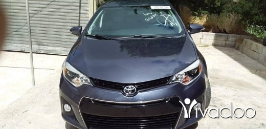 Toyota in Aldibbiyeh - Toyota Corolla S 2015 in mint condition