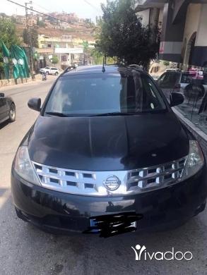 Nissan in Nabatyeh - Murano 2004 4wel