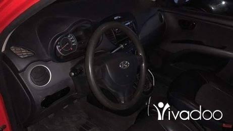 Hyundai in Beirut City - I10 2013 vitis 3ade mash otomtek cash or trade 3a bwm w7sab sa3ra eza ba5od fara2 awo la2