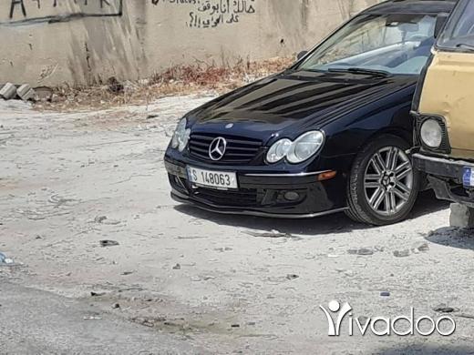 Mercedes-Benz in Beirut City - Mercedes clk 320 2003 bouz 2007