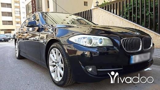 BMW in Tripoli - Bmw 523 Modell 2010 full Masdar almani