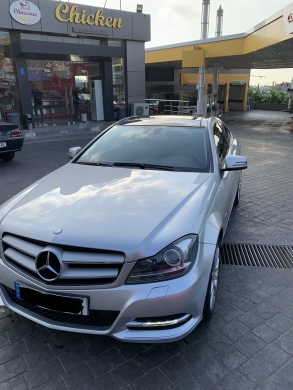Mercedes-Benz in Achrafieh - Mercedes Benz C250 2012, German version