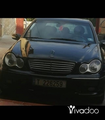 Mercedes-Benz in Beirut City - ﻣﺮﺳﻴﺪﺱ c32 amg 2002