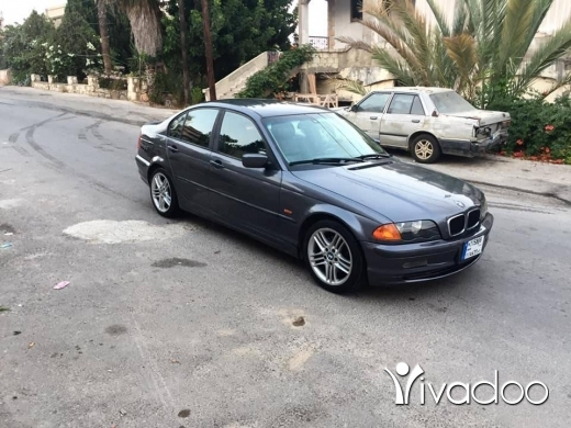 BMW in Beirut City - Bmw 325 model 2001