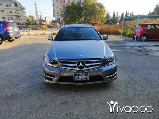 Mercedes-Benz in Nabatyeh - C250 2012